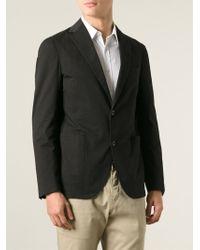 Boglioli | Black Two Button Jacket for Men | Lyst