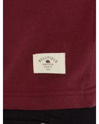 Bellfield | Purple Rixton Regular Fit Pocket T-shirt for Men | Lyst