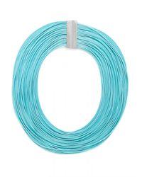 BaubleBar Blue Major Cord Collar