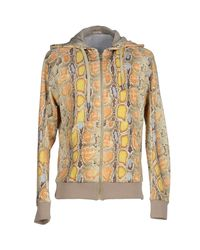 John Galliano - Yellow Sweatshirt for Men - Lyst
