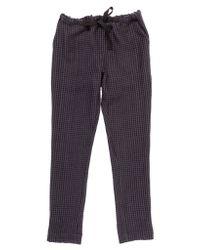 lemlem | Metallic Merino Pants | Lyst