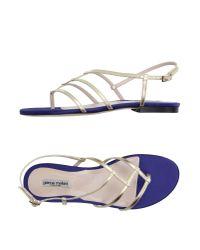 Gianna Meliani - Multicolor Sandals - Lyst