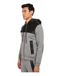 Marc By Marc Jacobs - Gray Luke Sweatshirt for Men - Lyst