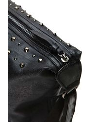 Nasty Gal - Black Rebellion Bag - Lyst