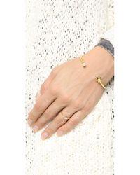 Pamela Love - Metallic Star Age Cuff Bracelet - Lyst