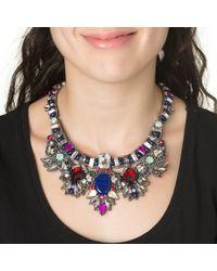 Suzanna Dai | Black Maharaja Necklace | Lyst