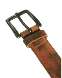 Pepe Jeans | Natural Leather Belt for Men | Lyst