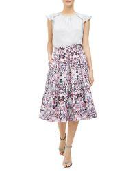 Fenn Wright Manson - Multicolor Hockney Skirt - Lyst