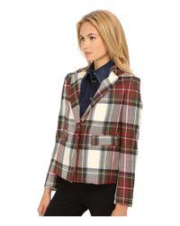 Vivienne Westwood | Multicolor Cropped Rockabilly Jacket | Lyst