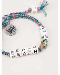 Venessa Arizaga - Blue 'Beach Bum' Bracelet - Lyst