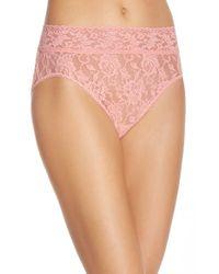 Hanky Panky | Pink French Bikini | Lyst