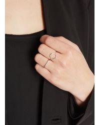 Maria Black - Metallic Le Witt Diamond Sterling Silver Ring - Lyst