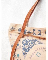 Free People | Multicolor Womens Everhart Tote | Lyst