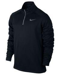 Nike | Black Men's Ko Quarter-zip Men's Training Pullover for Men | Lyst