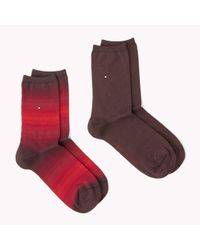 Tommy Hilfiger | Multicolor 2-pack Socks | Lyst
