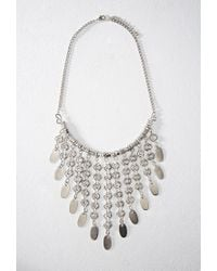 Forever 21 - Metallic From St. Xavier Nancy Necklace - Lyst