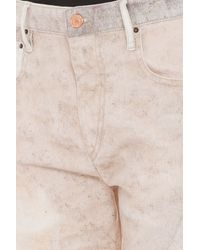 Isabel Marant - Natural Valone Printed Jeans - Lyst