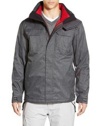 The North Face | Gray Triclimate 3-in-1 Jacket for Men | Lyst