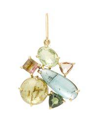 Sharon Khazzam - Metallic Multi-gemstone Norma Earring - Lyst