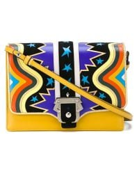 Paula Cademartori | Yellow 'carine' Shoulder Bag | Lyst