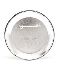 Givenchy | Black Sphynx Cat Pinbadge | Lyst