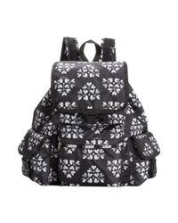 LeSportsac - Black Voyager Backpack - Lyst