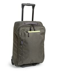 Patagonia - Gray 'transport' Rolling Carry-on for Men - Lyst