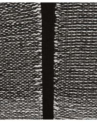 Helmut Lang - Gray Chunky Knit Jumper - Lyst