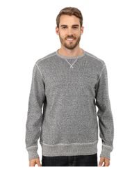 Tommy Bahama - Gray Windward Crew for Men - Lyst