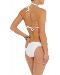 ViX | White California Low-rise Bikini Briefs | Lyst