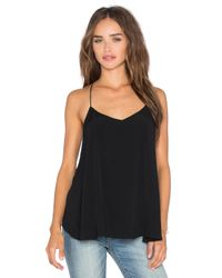 Pink Stitch - Black Great Escape Cami - Lyst