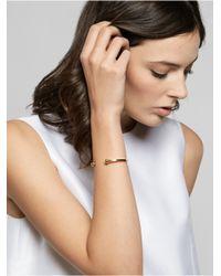 BaubleBar | Metallic Orb Slim Cuff-silver | Lyst