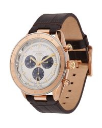 Givenchy | Pink Eleven Chronograph Watch | Lyst