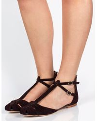 Joie - Purple Agnes Sandals - Lyst
