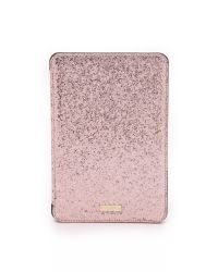kate spade new york | Pink Glitter Bug Ipad Mini 2/3 Folio Hardcase - Rose | Lyst