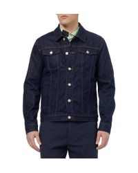 Marc By Marc Jacobs | Blue Denim Jacket for Men | Lyst