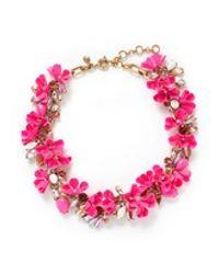 J.Crew | Pink Mardi Gras Necklace | Lyst