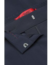 HUGO Blue 'hemine' | Stretch Crepe Dress Pants