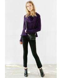Kimchi Blue - Purple Divya Cowl-neck Top - Lyst
