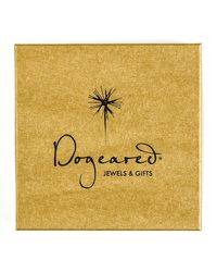Dogeared - Yellow Gold Vermeil Number 2 Ring - Lyst