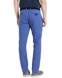 Ted Baker - Blue Tintega Slim Fit Casual Chino for Men - Lyst