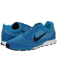 Nike - Blue Flystepper 2K3 Trainers 644576-444 for Men - Lyst