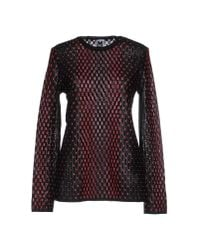 M Missoni - Red Jumper - Lyst
