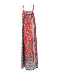 Ra-re - Red Long Dress - Lyst