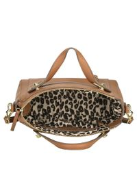 Nine West - Brown Seamingly Attached Crossbody Bag - Lyst