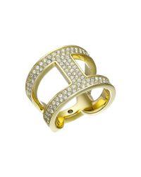 Michael Kors | Metallic Maritime Link Ring | Lyst