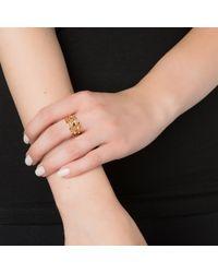 Gorjana | Black Mae Ring Set | Lyst
