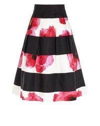 Coast - Multicolor Milana Stripe Skirt - Lyst