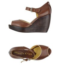 Manila Grace - Brown Court - Lyst