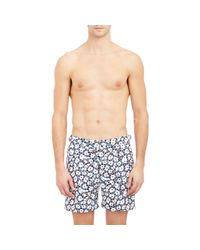 Orlebar Brown - Blue Bulldog Swim Trunks for Men - Lyst